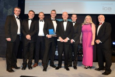 Lagan Specialist Contracting Group win Civil Engineering Project of the Year