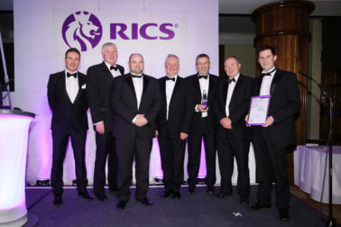 Clay Lake WTW wins RICS Award
