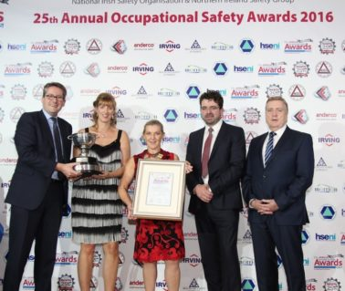 All-Ireland Safety Awards: Lagan Specialist Contracting Group pick up two awards