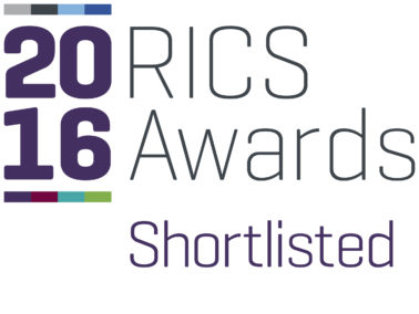 H&J Martin Construction & Fit Out shortlisted at 2016 RICS Awards