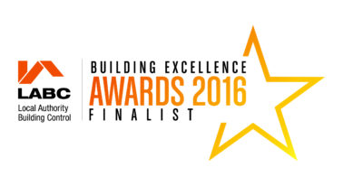 Lagan Building Contractors shortlisted for LABC Building Excellence Awards 2016