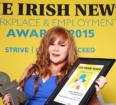 Lagan Specialist Contracting Group win at The Irish News Workplace and Employment Awards