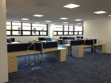Allianz Insurance Office Fit Out