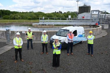 NI Water Taps into Local Companies for Innovation in Water and Wastewater Treatment