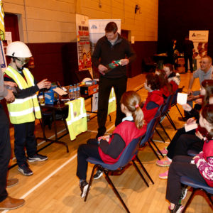 Play Safe Stay Safe Presentation to Schools