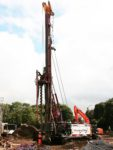 Fk Lowry Piling Rig Covid