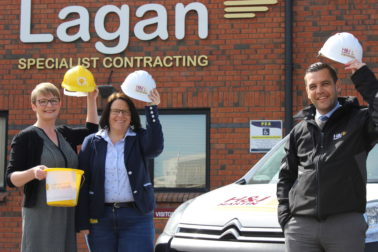 Hard Hats off to H&J Martin for 8 Years Supporting Local Children Living with Cancer