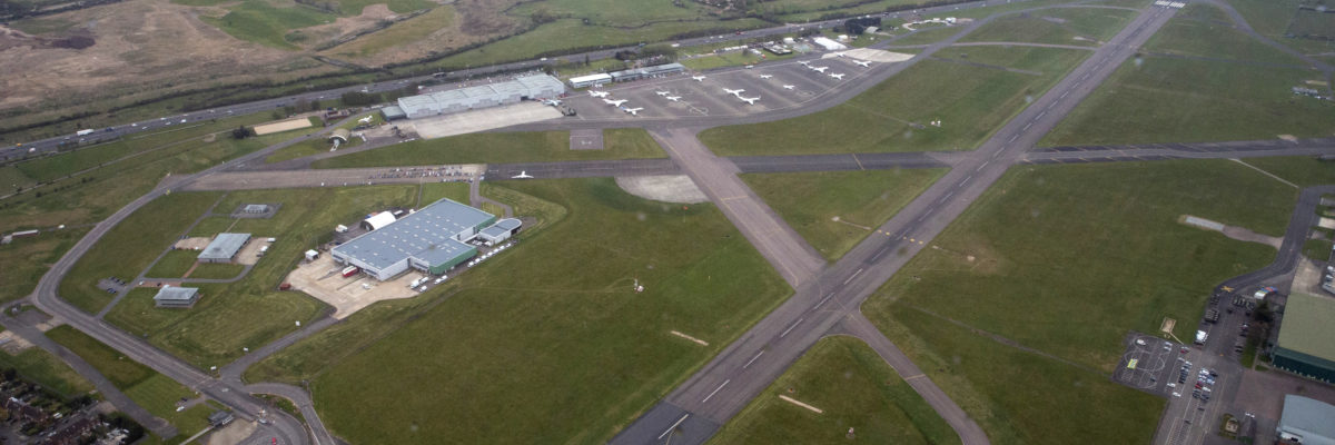 20160422 Raf Northolt Aerial View Crown Copyright Mod 2016