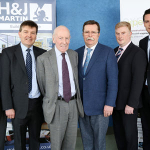 H&J Martin Ltd Acquired - 2015