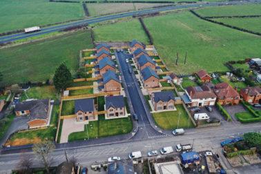Fortfield Manor, Greenisland