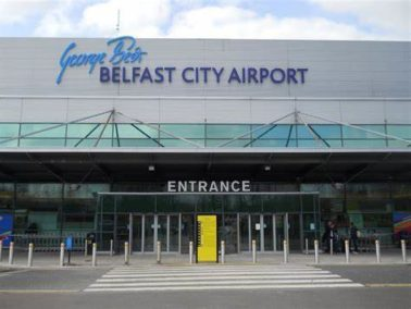 George Best Belfast City Airport Refurbishment