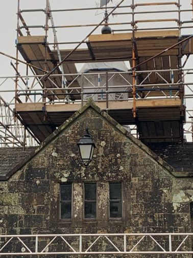 Parkanaur Forest Park Bell Tower Restoration