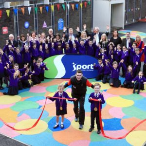 Olympics Competition - Holy Family Primary School in Omagh