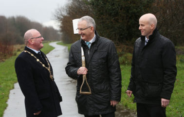 Lagan Construction Group awarded Bay Road to Boomhall Greenway Contract