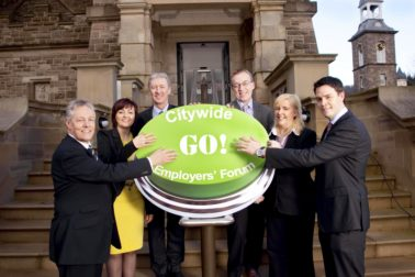 Lagan Construction Group Sponsors Business in the Community's Citywide Employers Forum
