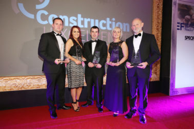 Lagan Construction Group scoop five CEF awards