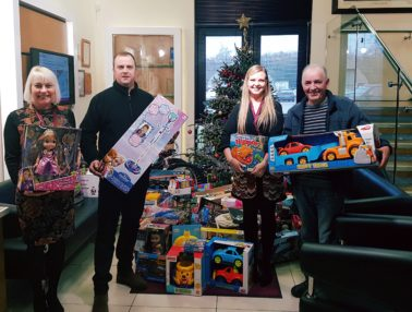 Lagan Construction Group Generously Gives Back