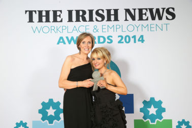 "Lagan Construction Group voted ""Best Place to Work"" at the Irish News Workplace & Employment Awards"