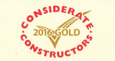 A8 Belfast to Larne project wins Gold at Considerate Constructors National Site Awards