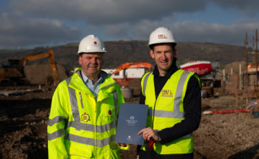 H&J Martin commences works at Fortfield Manor Development in Greenisland