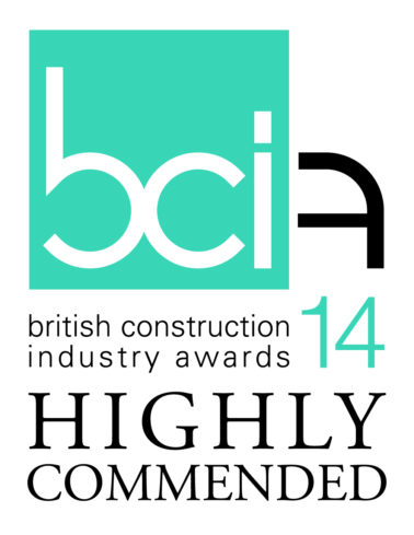 Guernsey Airport Highly Commended at the 2014 BCI Awards