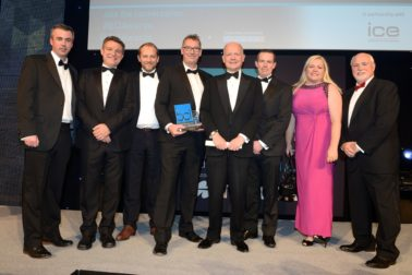 Lagan Construction Group win Civil Engineering Project of the Year
