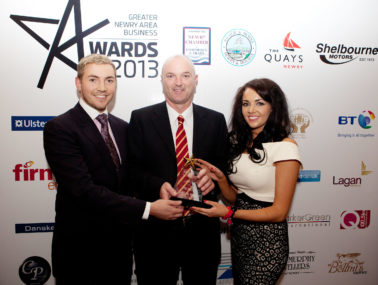 Lagan Construction Group Sponsors Greater Newry Area Business Awards 2013