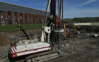 FK Lowry Piling Completes Healthcare Project in Yorkshire