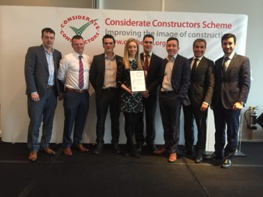 Ulster University Wins at CCS National Site Awards