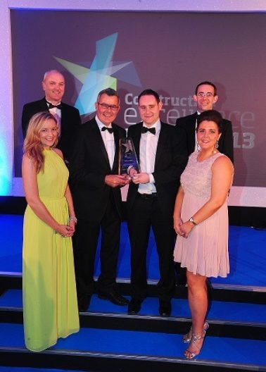 A2 Water Mains Rehabilitation Project scoops CEF Award