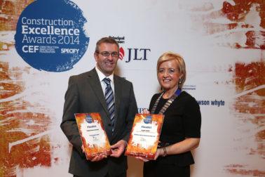 CEF Award Finalists