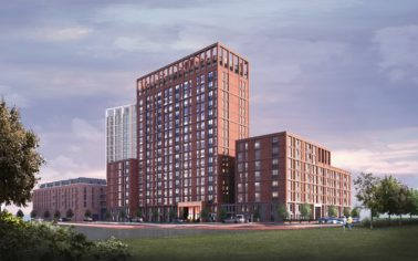 Lagan Building Contractors Awarded £35M Development Project in Manchester