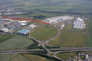 Lagan Construction Group to deliver a strategic road project for the HCA in Goole