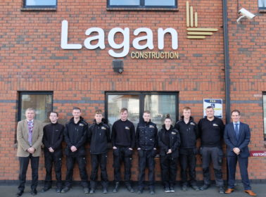 Lagan Construction Group: Championing Apprentices