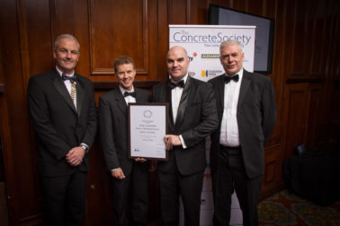 FK Lowry Piling Highly Commended at Concrete Society Awards
