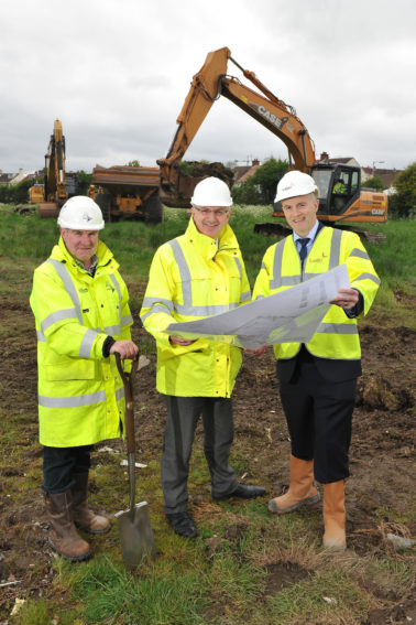 Work commences on the Belfast Rapid Transit project