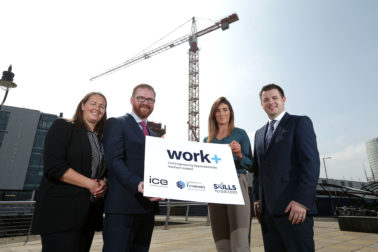 Lagan Construction Group support ICE Apprenticeship Scheme