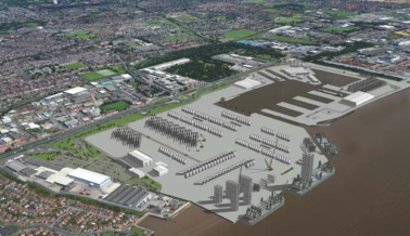 GRAHAM Lagan Construction Group Joint Venture named main contractor for Green Port Hull build