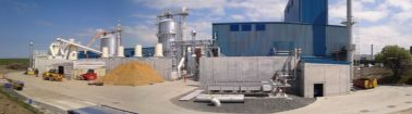 Wood Pellet Biomass Plant successfully completed!