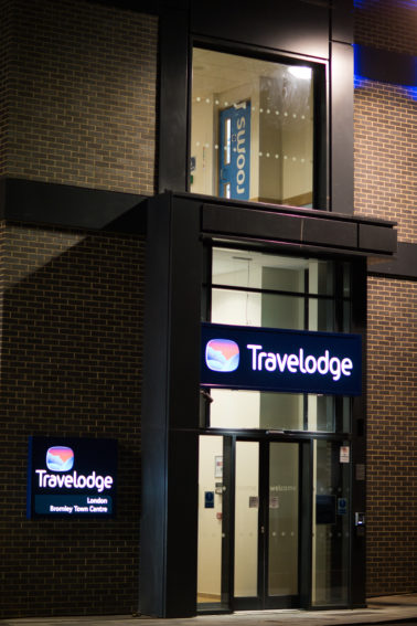 H&J Martin Construction Completes Travelodge Bromley