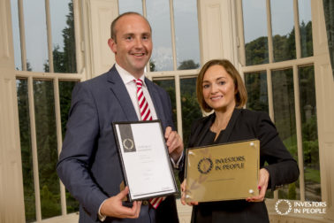 Lagan Specialist Contracting Group celebrates Investors in People Gold accreditation