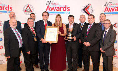Lagan Construction Group scoop two All-Ireland Safety Awards