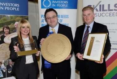 Lagan Construction Group achieves Investors in People Gold Status