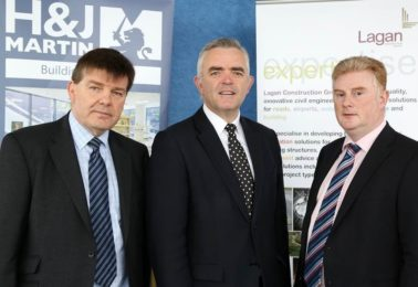 H&J Martin joins the Lagan Construction Group
