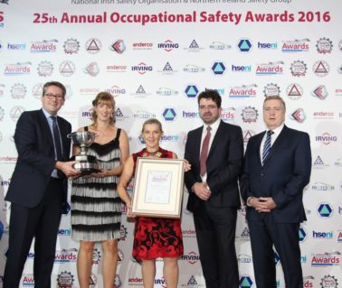 All-Ireland Safety Awards: Lagan Construction Group pick up two awards
