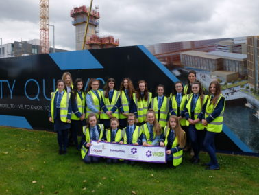 Lagan Construction Group celebrate National Women in Engineering Day 2016