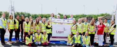 Lagan Construction Group host National Women in Engineering Day Event