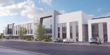 Head Office Extension Plans Revealed for Rosemount House