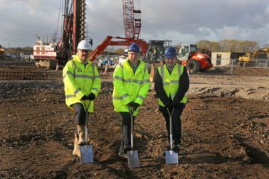 Lagan Construction Group start work at Beddington ERF