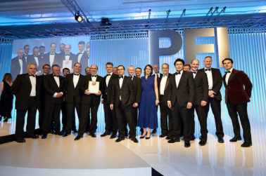 N17/N18 Awarded PPP Deal of the Year